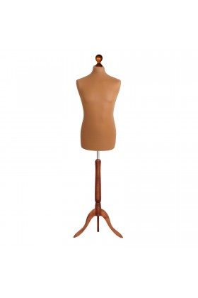Male Tailors Dummy Size Medium 39/41 Gold