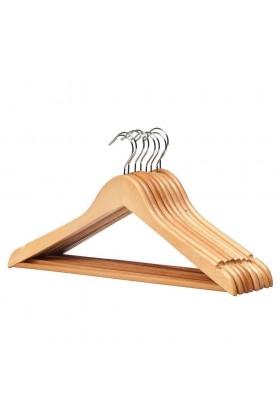 Wooden Hangers X 100