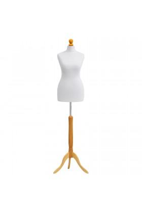 Size 16/18 Female Tailors Dummy White