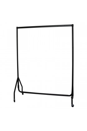4ft LoPack Garment Rail + 4ft LoPack Centre Bar  + 18in Extension